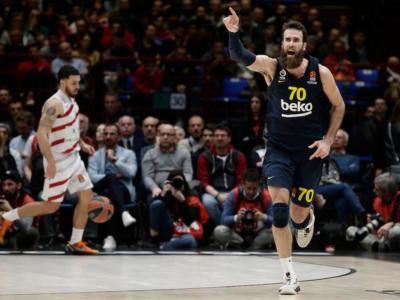 Basket, Gigi Datome non giocherà le Final Four di Eurolega per infortunio