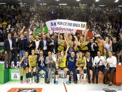 Volley femminile, Serie A1 2019-2020: prima giornata. Conegliano apre con Monza, Novara e Scandicci in trasferta