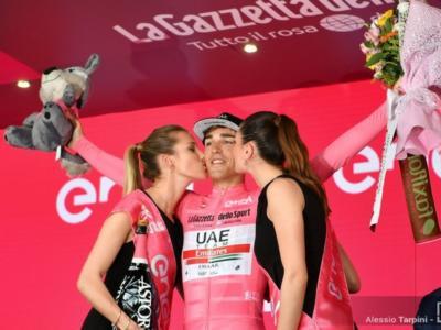 """Classifica Giro d'Italia 2019, undicesima tappa: Valerio Conti resta in Maglia Rosa. Roglic con 1'44"""" su Nibali"""
