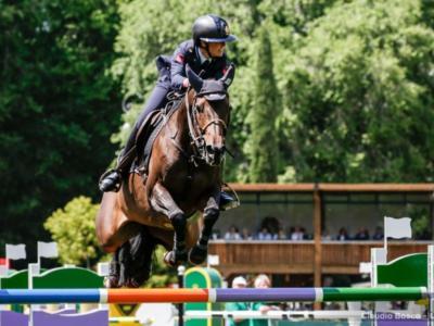 Equitazione, FEI Jumping World Cup Helsinki 2019: vince Robert Whitaker, 21ma Giulia Martinengo Marquet