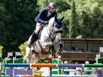 Equitazione, FEI Jumping World Cup Londra 2019: vince Martin Fuchs, indietro Emilio Bicocchi ed Emanuele Gaudiano