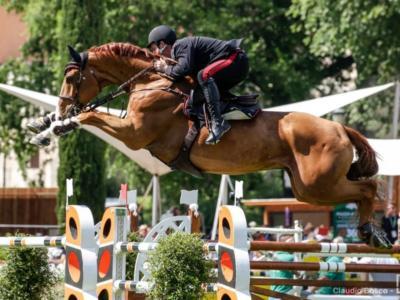 Equitazione, Emanuele Gaudiano qualifica l'Italia alle Olimpiadi di Tokyo 2020 nel salto individuale