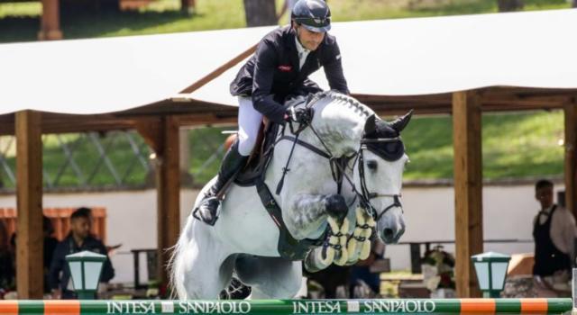 Equitazione, Jumping Nations Cup Of Switzerland 2021: Italia ottava a St. Gallen