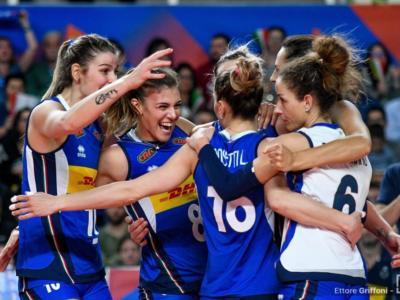 Volley femminile, le convocate dell'Italia verso Tokyo: 15 azzurre si contendono 12 posti. 4 collegiali