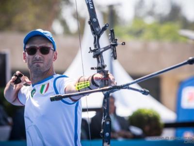 Tiro con l'arco, Italia eliminata ai quarti nel Preolimpico. Sfuma il pass per Tokyo del terzetto maschile