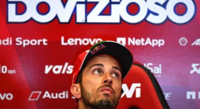 """MotoGP, Andrea Dovizioso: """"Deluso dal dodicesimo posto, speravo di fare meglio nell'ultima qualifica in Ducati"""""""