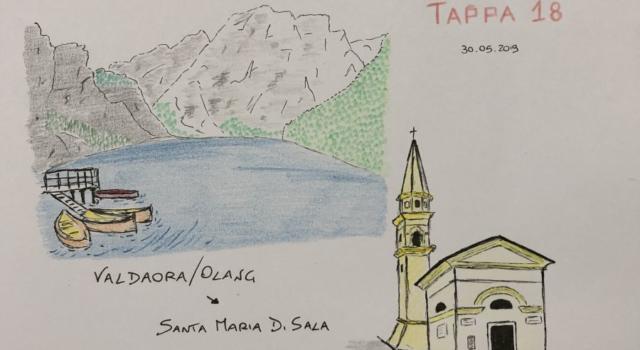 Giro d'Italia 2019, diciottesima tappa Valdaora-Santa Maria di Sala: orario di partenza e di arrivo. I Comuni e le Province che verranno attraversati