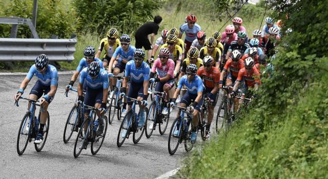 Giro d'Italia 2020: la classifica delle nazioni con più partecipanti. Italia prima con 48 corridori, seconda l'Australia
