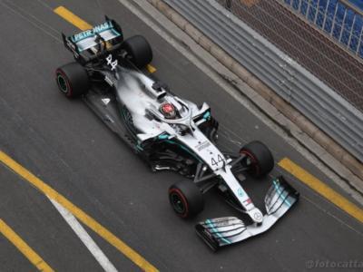 F1, Risultato e Classifiche FP1 GP Monaco 2019: Hamilton al comando su Bottas e Verstappen. Leclerc a tre decimi