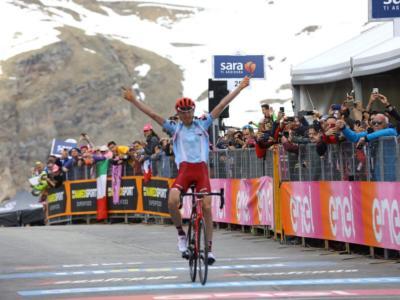 Pagelle Giro d'Italia 2019, i voti della tredicesima tappa: Zakarin show, Nibali e Roglic si controllano. Attaccano i Movistar, crollano Yates e Lopez