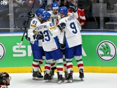 Hockey ghiaccio, concluso il primo raduno della Nazionale italiana con 44 convocati da coach Ireland
