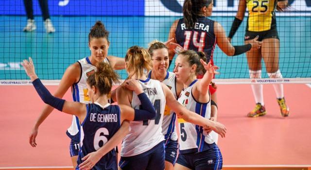 Volley femminile, le convocate dell'Italia per la Nations League: assente Miriam Sylla, Mazzanti non sarà il tecnico