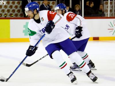 Hockey ghiaccio, i convocati dell'Italia per il raduno di Formia. Prima da coach per Greg Ireland