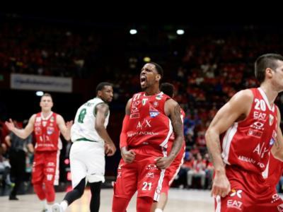 Basket, Playoff Serie A 2019: uno straordinario James Nunnally trascina Milano in semifinale! Avellino si arrende in gara-5