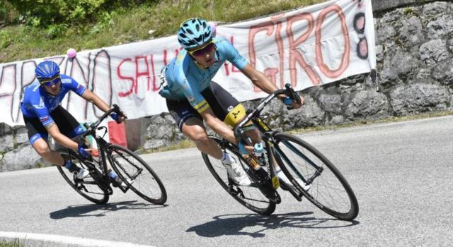 Giro d'Italia 2019, risultato settima tappa: fuga vincente di Pello Bilbao, terzo Davide Formolo. Valerio Conti difende la maglia rosa