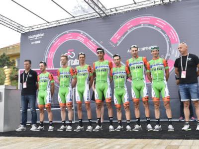 Giro d'Italia 2019, la Bardiani dei giovani italiani. Obiettivi ed ambizioni per onorare la Corsa Rosa