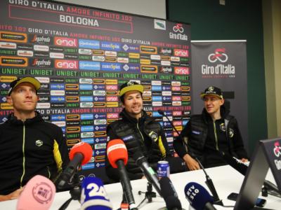 Giro d'Italia 2019, Primoz Roglic perde il suo gregario di punta: Laurens De Plus si ritira