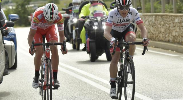 Giro d'Italia 2019, Valerio Conti veste la maglia rosa! Arriva la fuga bidone, un italiano in testa dopo 3 anni
