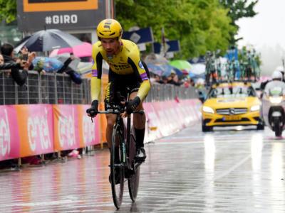 Pagelle Giro d'Italia 2019, voti nona tappa: Roglic perfetto a cronometro, Nibali super. Perdono tanto Yates e Lopez