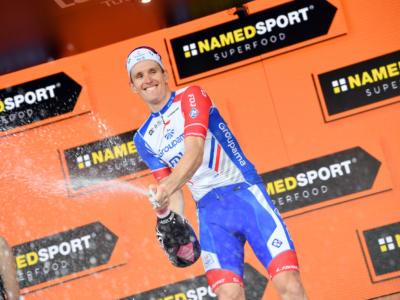Parigi-Tours 2021: Arnaud Démare si impone davanti a Bonnamour, ottavo Pasqualon
