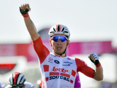 Pagelle Giro d'Italia 2019, voti undicesima tappa: Ewan ancora a segno, Demare si prende la maglia, delusione per Viviani