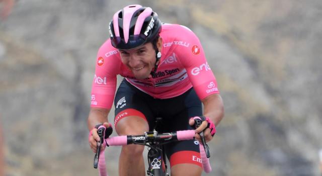 """Giro d'Italia 2019, Jan Polanc: """"Ho difeso la maglia rosa, due giorni in testa è meglio di uno. Roglic e Nibali i più forti"""""""