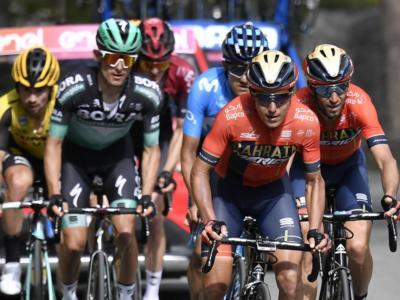 """LIVE Giro d'Italia 2019, quindicesima tappa in DIRETTA: Nibali si scatena sul Civiglio e guadagna 40"""" a Roglic! Cataldo vince a Como"""