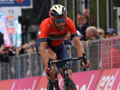 """Giro d'Italia 2019, Vincenzo Nibali: """"Ho cercato di fare una buona azione, Roglic è solido. 4 secondi guadagnati? Una piccolezza"""""""