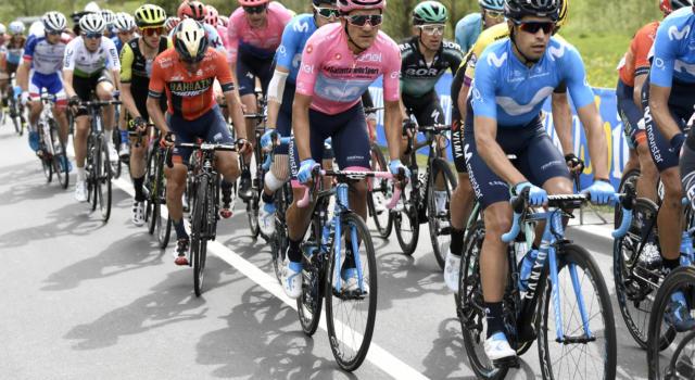 Giro d'Italia 2020 ad ottobre? I pro e contro. Incognita meteo e temperature. E sopra i 2000 metri…