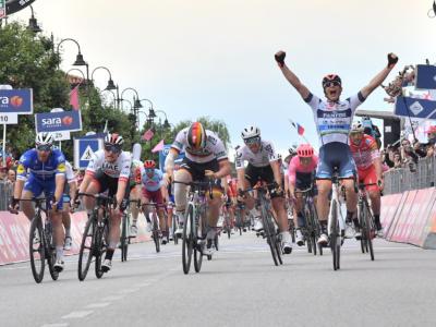 Pagelle Giro d'Italia 2019, i voti della diciottesima tappa: che numero Cima! Ackermann sbatte i pugni ma si riprende la maglia ciclamino