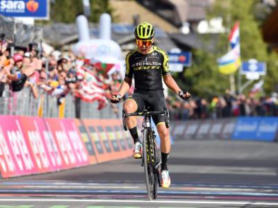 Pagelle Giro d'Italia 2019, voti diciannovesima tappa: Chaves il più forte, Vendrame eccezionale, tra i big osa solo Lopez