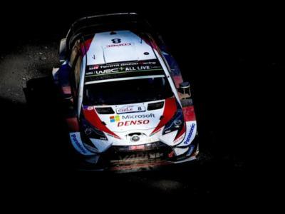 Rally Cile 2019: Ott Tanak vola nella prima giornata e allunga su Ogier, Latvala e Neuville