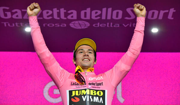 Classifica Giro d'Italia 2019, seconda tappa: Primoz Roglic resta al comando, 3° Nibali