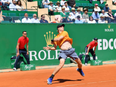 Internazionali d'Italia Roma 2019: i risultati del torneo maschile di lunedì 13 maggio