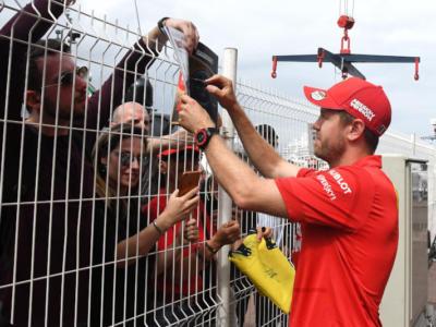 """Sebastian Vettel F1, GP Monaco 2019: """"Fatichiamo a trovare la finestra per le gomme, ma abbiamo ancora tempo"""""""