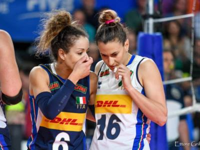 Volley femminile, il problema ricezione per l'Italia verso le Olimpiadi di Tokyo 2020. L'infortunio di Lucia Bosetti mette in difficoltà Mazzanti