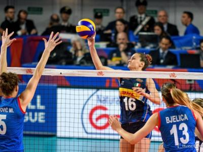 """Volley femminile, Lucia Bosetti su Italia-Russia: """"Dovremo essere brave ad arginare il loro attacco"""""""