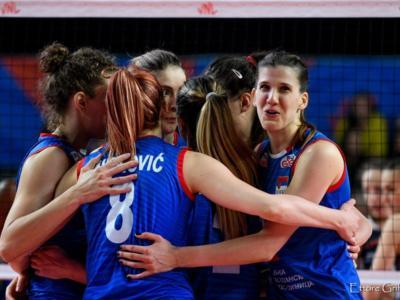 Volley femminile, Europei 2019: risultati e classifiche 29 agosto. Serbia e Polonia si aggiudicano gli scontri diretti con Turchia e Italia