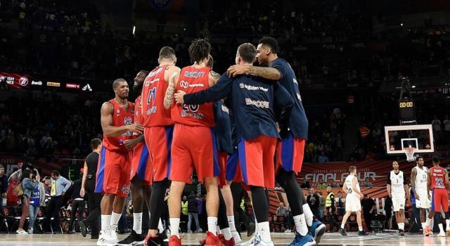 Basket, Final Four Eurolega 2019: il CSKA Mosca è Campione d'Europa! L'Efes lotta ma va ko. Fa festa anche Daniel Hackett
