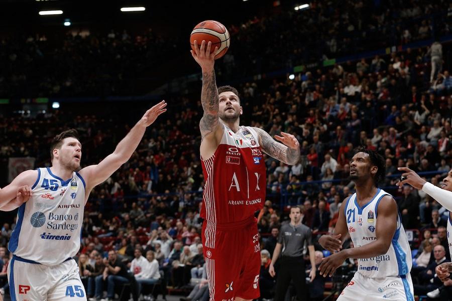 LIVE Olimpia Milano-Pistoia, Serie A basket in DIRETTA: il posticipo ...