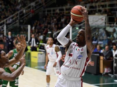 Basket, Playoff Serie A 2019: Nunnally trascina Milano. L'Olimpia espugna Avellino e porta la serie a gara-5