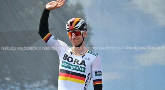 """Giro d'Italia 2019, Pascal Ackermann: """"Siamo arrivati ad un passo dalla vittoria, felice di aver ripreso la Maglia Ciclamino"""""""