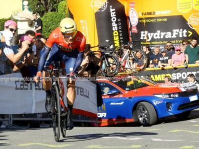 LIVE Giro dell'Emilia 2019 in DIRETTA: Roglic stacca tutti sul San Luca e vince alla grandissima. Woods e Higuita sul podio. Nibali in crisi nel finale