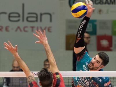 Volley, i migliori italiani della 12^ giornata di SuperLega. Lanza: chi si rivede! Juantorena perfetto in ricezione