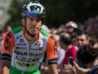 Ciclismo, scongiurato l'intervento chirurgico per Mirco Maestri, che intanto rinnova con la Bardiani CSF Faizanè