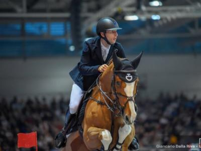 Equitazione, FEI Jumping World Cup Stoccarda 2019: vince Pieter Devos, a punti Paolo Paini