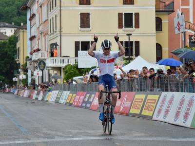 Giro d'Italia Under 23, arriva il quarto sigillo britannico! A Levico Terme trionfa Fred Wright