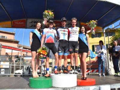 Ciclismo, 66° Trofeo Matteotti: Andrea Toniatti firma la 15^ vittoria del Team Colpack