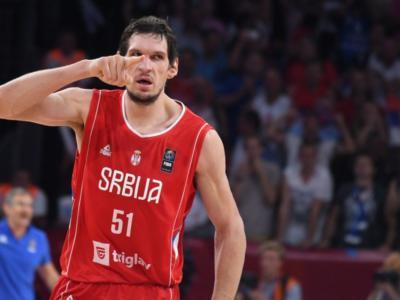 Basket, Mondiali 2019: la Serbia, nel girone dell'Italia, annuncia i 34 che si giocheranno il posto in Cina