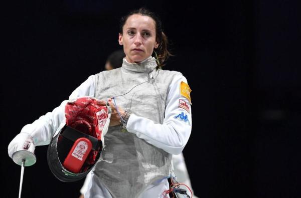 Scherma, Europei 2019: Elisa Di Francisca, testa da fuoricla